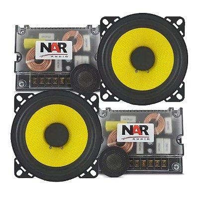 KIT 2 VIAS Série 3 400-CS-3 - NAR AUDIO
