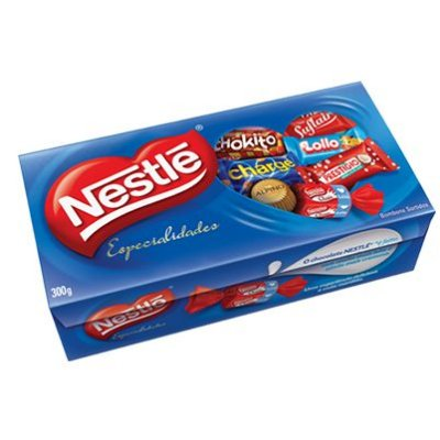 Nestlé Especialidades 300 gramas