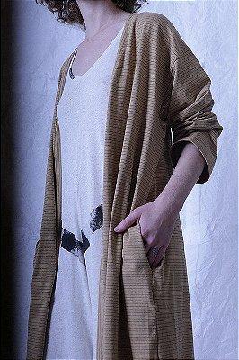 Kimono Longo Colagem