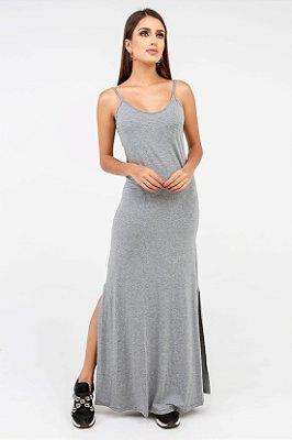 Vestido Alçinha Longo Malha