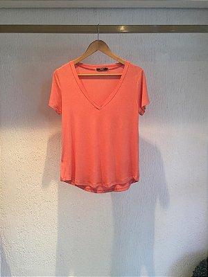T-shirt Ana Papaya
