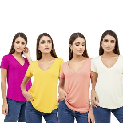 Combo T-shirt Ana 4