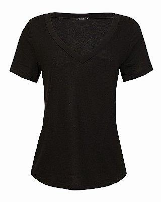 T-shirt Ana - Preta