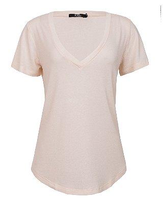 T-shirt Ana - Nude