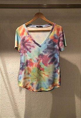 T-shirt Ana - Tie Dye