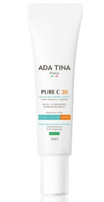 Pure C 20 Mousse - 30ml - Ada Tina