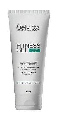Fitness Gel - Gel Firmador e Redutor - 150g - Belvittà