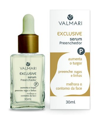 EXCLUSIVE - SERUM PREENCHEDOR  30ML