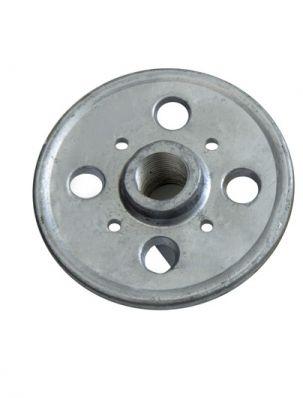 02004 Adaptador Retor Suíno Alumínio (caixa com 10 unidades)