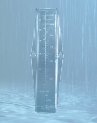 03528 Pluviometro (caixa com 10 unidades)