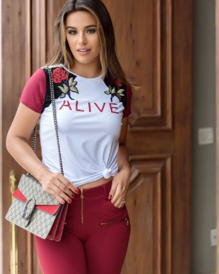 Blusa Alive