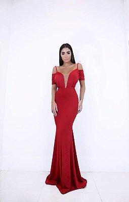 Vestido Longo Vanessa