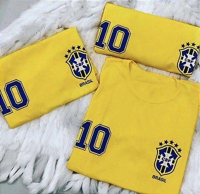 Brasil 10 Amarela