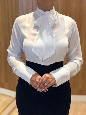 Camisa Branca Nana