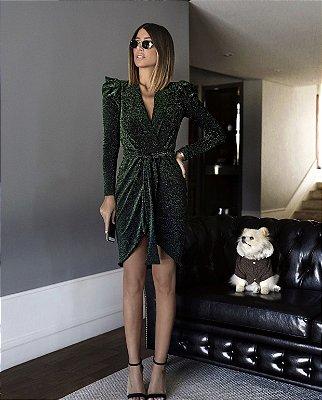 Vestido Lurez Verde