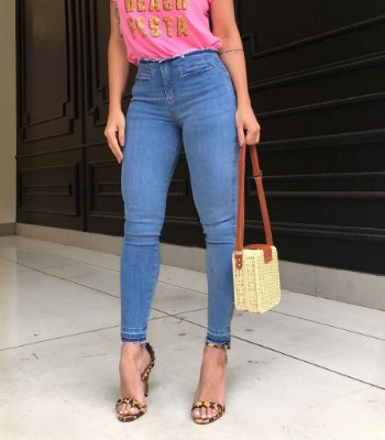 Calça Jeans Marina