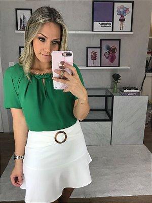 Blusa Verde Mari
