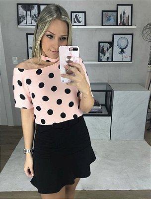 Blusa Póa Rosa