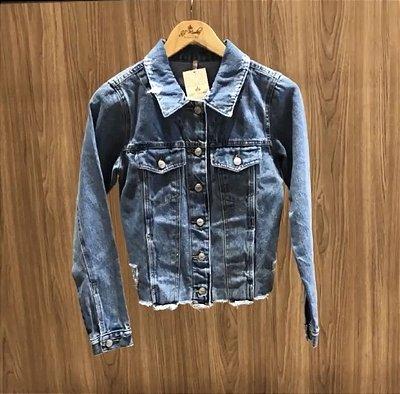 Jaqueta jeans ingrid