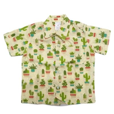 Camisa Cactos