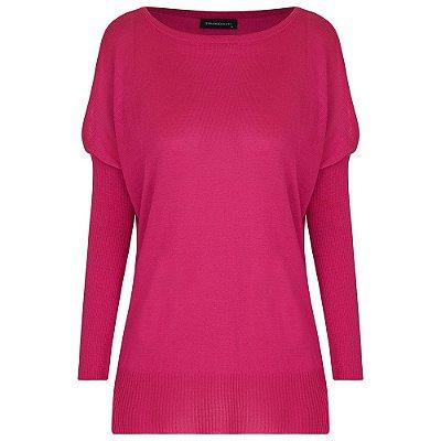 Blusa Tricot Isa Pink