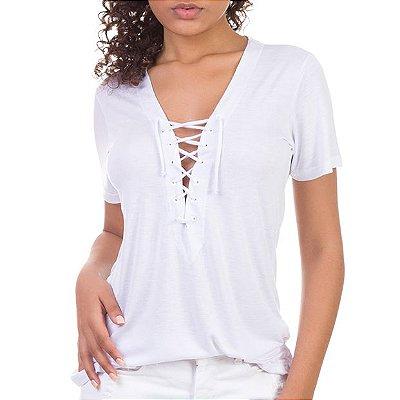 Camiseta Helena Branca