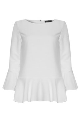 Blusa Olivia Off White