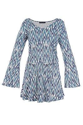 Vestido Beach Azul