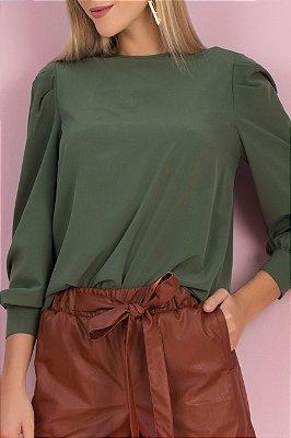 Camisa Milena Verde