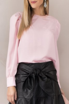 Camisa Milena Rosa