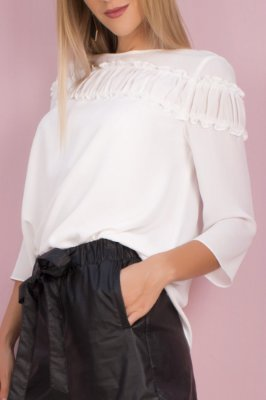 Blusa Catarina White