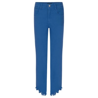 Jeans Color Blue