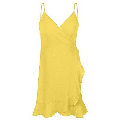 Vestido Julia Amarelo