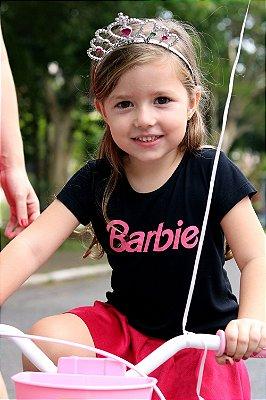 T-shirt Barbie