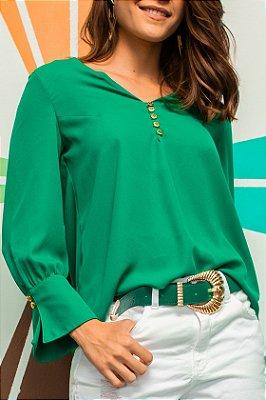 Blusa Glau Verde