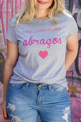 T-Shirt Abraços