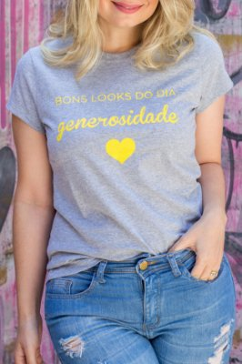 T-Shirt Generosidade