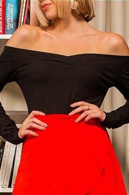 Blusa Camila Black
