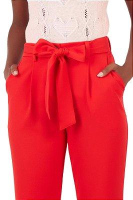 Calça Camile Vermelha