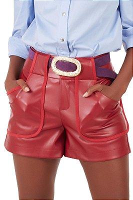 Shorts Isabela Vinho