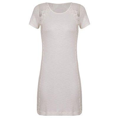 Camisola Bride Off White