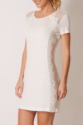 Camisola Bride Off White