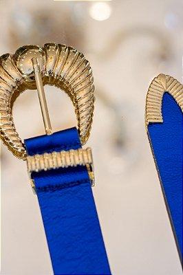 Cinto Concha Azul