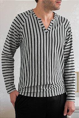 Conjunto Pijama Agarradinho Masculino