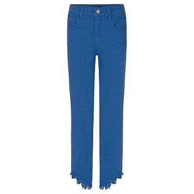Jeans Color Azul