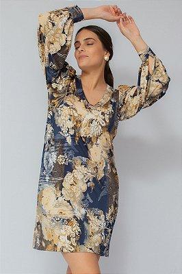 Vestido Frida Estampado