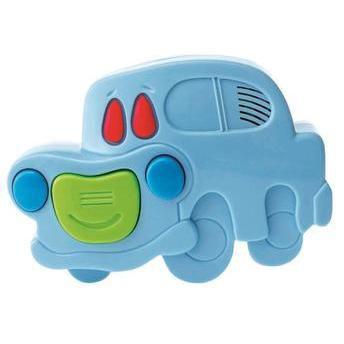 Brinquedo Musical para Bebê Carrinho Azul Claro Pimpolho