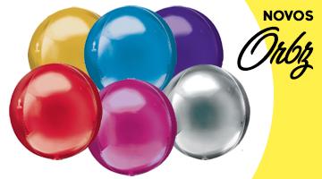 Balões Orbz