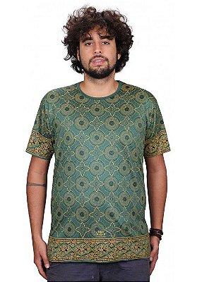 Camiseta Indiana Unissex Star Militar