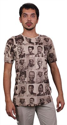 Camiseta Indiana Unissex Abolicionistas